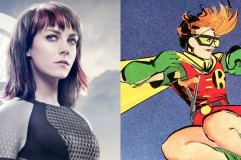 Batman v Superman: Jena Malone as Female Robin?
