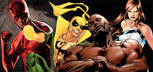 Marvel's-Daredevil,-Jessica-Jones,-Iron-Fist-&-Luke-Cage-TV