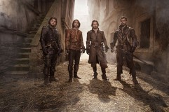 The Musketeers: Renewed for Series 3