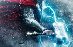Thor: The Dark World First Look Poster