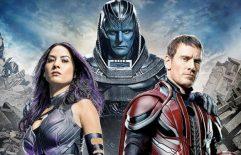 X-Men: Apocalypse Pics Reveal Villain, Cast