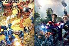 MCU Comic-to-Film Comparison: Age of Ultron