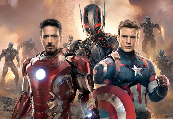 Watch AVENGERS: AGE OF ULTRON (2015) Online Free Streaming