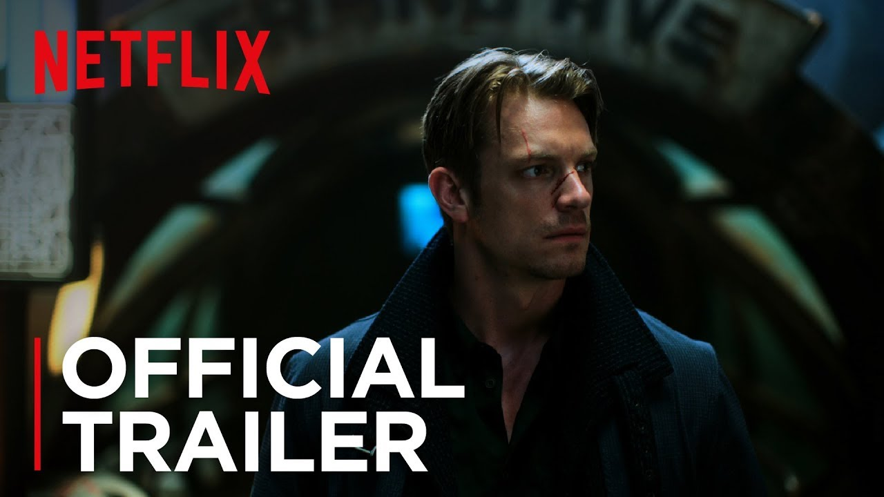Altered Carbon: Official Trailer