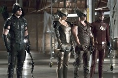 The Flash & Arrow 2015 Crossover: First Trailer