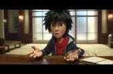 Big Hero 6: New Trailer