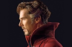 First Official Pics of Cumberbatch as Doctor Strange