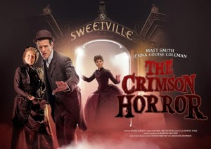 doctor who crimson-horror-poster