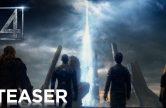 Fantastic Four (2015) Teaser Trailer