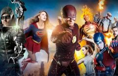 Arrow, The Flash, Legends of Tomorrow SDCC Trailers