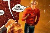 The Flash: Jay Garrick Season 2 Comic Art