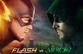 flash-vs-arrow-art