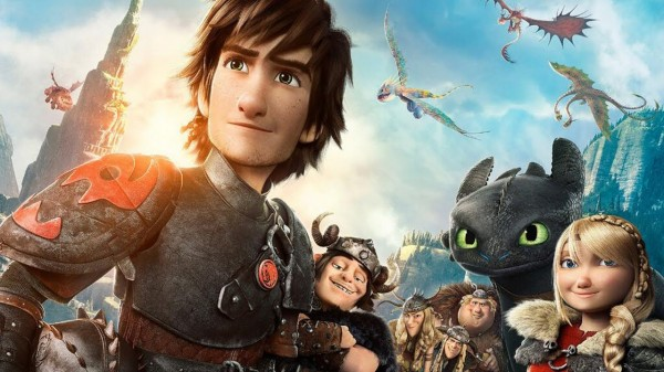 How to Train Your Dragon 2 New Trailer