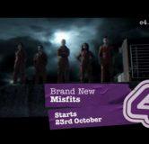 Misfits: Series 5 Airdate, Trailer, Synopsis