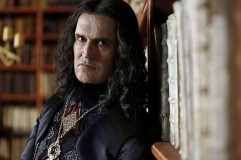 The Musketeers: Rupert Everett & Matthew McNulty Cast in Series 3