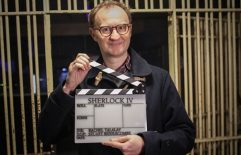 Sherlock Series 4 Begins Filming