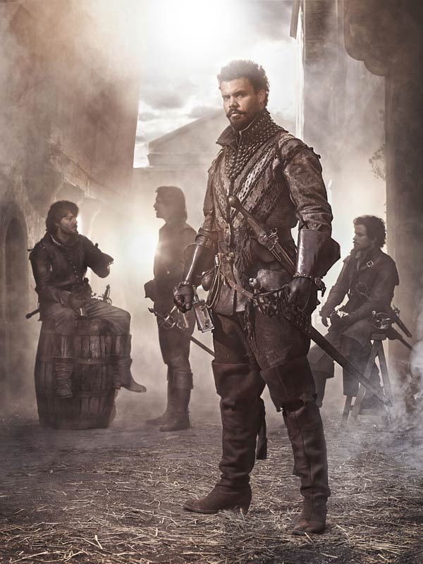 The Musketeers Series 1 Gallery Cult Fix