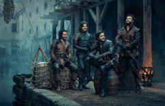The Musketeers: Series 3 UK Premiere Date